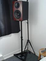 Belles boites de son 3 voies M-Audio à vendre