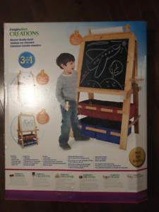 Chevalet pour enfant