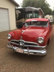 1950 Ford custom Tudor for sale. Asking  $15,900.