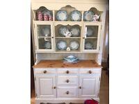 Derbyshire country chic dresser