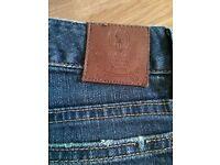 Ralph Lauren jeans straight leg genuine Ralph ladies jeans