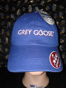 Surplus Vintage Grey Goose with tags hat