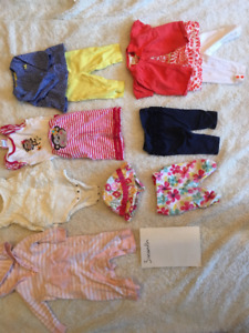3 month clothing - Girl lot
