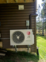Ductless Heat Pump Installation and Servicing
