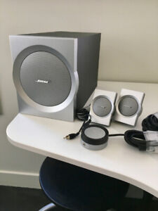 Bose High Performance Speakers and Miscellaneous