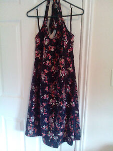 Thyme Maternity Dress L ...new with tags