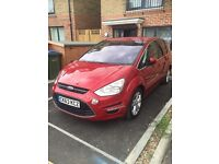 Ford s max very good condition only 12000 miles