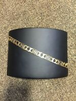 Bracelet homme 10k homme or