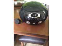 CD / radio player
