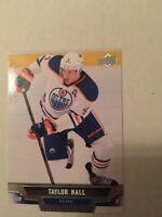 2013-14 Upper Deck Hockey Cards, Oilers, Inserts, Lot