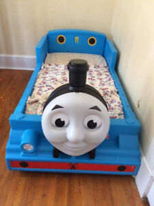 Stage 2 Thomas bed