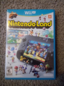 Wii U game - Nintendo Land