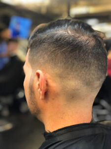 FREE FADES & LINE UPS @ The Mad One Barbershop