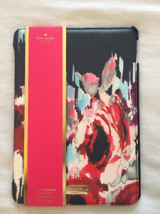 Kate Spade - hazy floral ipad 2 folio hardcase