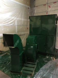 Dust Collector - Murphy Baghouse. - $9500 (Delta)