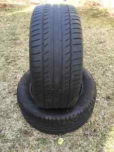 Pneus Michelin ( Ford Mustang )