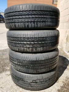 245 55 19 TOYO  OPEN COUNTRY A20 TIRES
