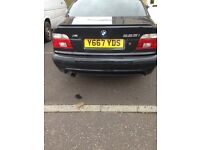 Bmw E39 sport Rear Bumper For Sale