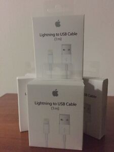 ORIGINAL OEM APPLE USB DATA CABLE WIRE CHARGER FOR IPHONE 6 7 6S Regina Regina Area image 2