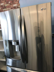 STAINLESS STEEL APPLIANCES STOVE FRIDGES CANADA DAY SALE