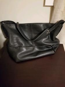 Large, Leather Derek Alexander Bag