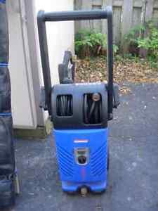 Simoniz 2000 psi electric pressure washer
