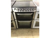 Servis Stainless Steel Electric Cooker Ceramic