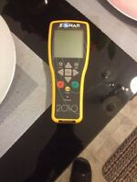 Zonar 2010 truck inspection scanner