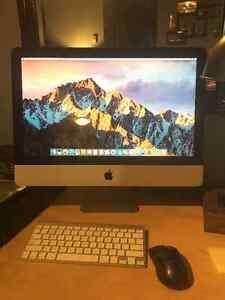 Beautiful 21.5 in iMac Late 2009, Works perfect! OBO