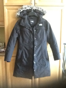 winter Coat North Face