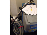 Prochem SteamPro Carpet Cleaning Mashine + Hoses and Wand