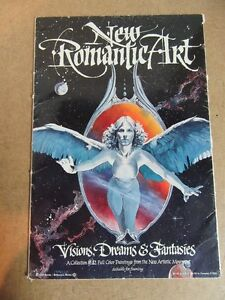 "1978 ARIEL BOOKS NEW ROMANTIC ART 12 PRINTS 18""x12"""