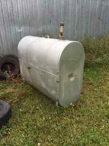 Above ground Steel Tidy Tank