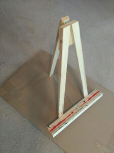 24 Art Easels - Tabletop ideal for Paint parties ($22ea) Bulk