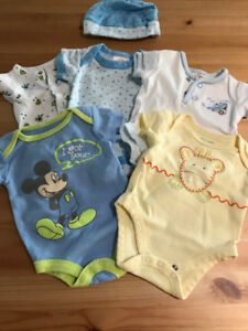 Newborn clothes bundle