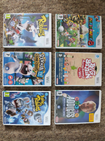 Wii Nintendo games £5 each or swaps Wii/PS3