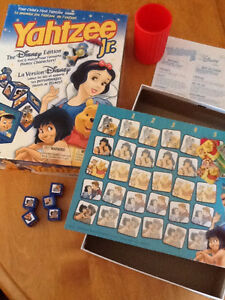 Yahtzee-Disney Edition London Ontario image 1