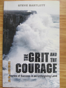 THE GRIT AND THE COURAGE - Newfoundland Success.