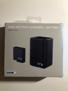GoPro Dual Battery Charger+ Battery Hero 5 Black