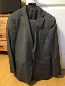2 Massimo Dutti Suits