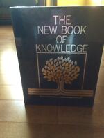 Set of The new book of Knowledge Encylopedias