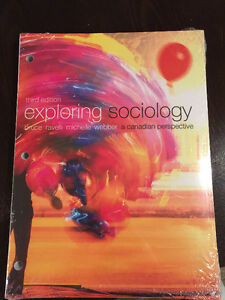Exploring Sociology third edition *brand new*