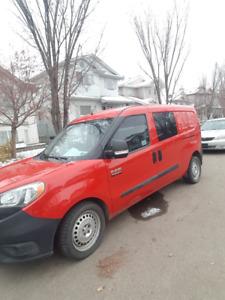 2015 Ram Promaster City ST Minivan, Van