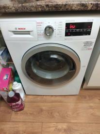 Washer dryer Bosch EcoSilence drive serie 6 washing machine and dryer