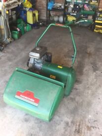 Ransomes Mag GS 160 lawnmower