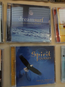 9 Like New Relaxation Ambiance Zen, Spirit & Soul CD's  $3.75/ea Kitchener / Waterloo Kitchener Area image 3