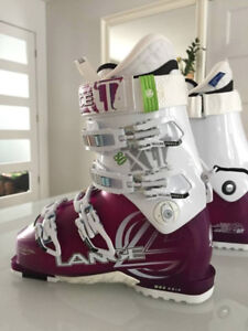 Lange women 25.5 ski boots | NEVER USED