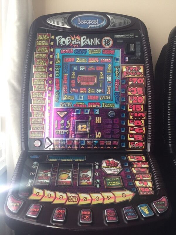 Barcrest Fruit Machines Free Play