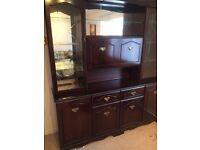 FREE: Large display cabinet