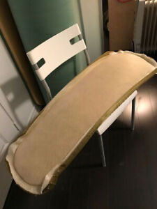 Ironing Board Cover and Steel Hager